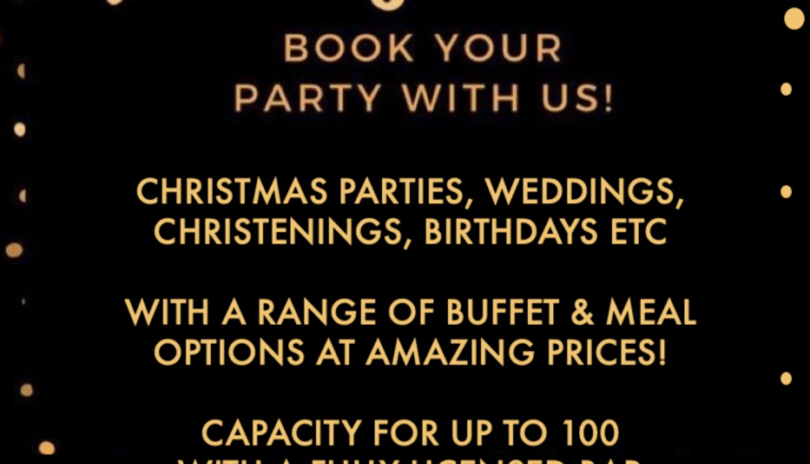 Function Room Hire poster