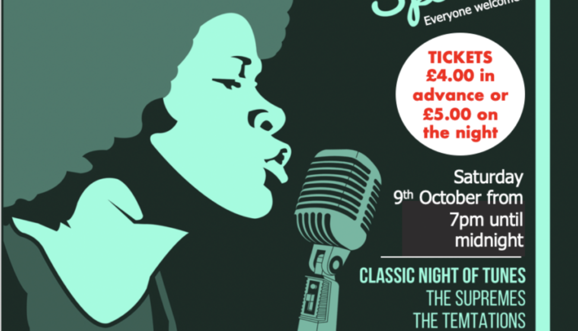 Soul Night Poster (9th Oct)