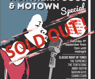 Soul Night SOLD OUT