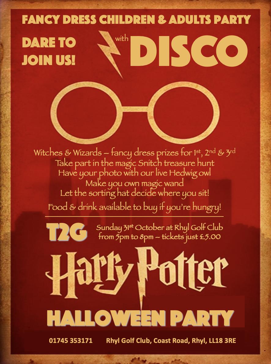 HP Halloween Party RGC 311021